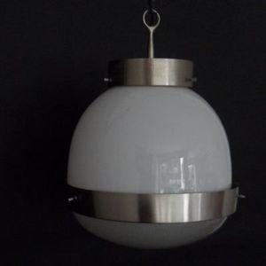 LampVintage - sergio mazza - Lampada A Sospensione