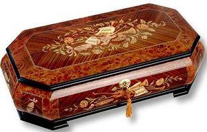 Ayousbox - boîte à musique novella - grand modèle - Carillon