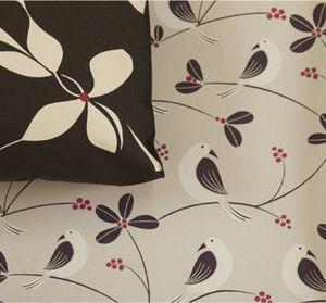 Mibo - clacket lane grey wallpaper - Carta Da Parati