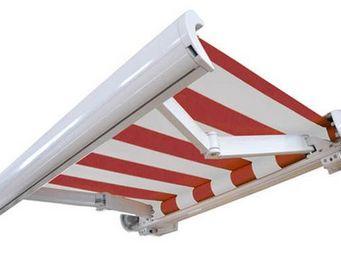 UsiRama.com - store banne coffre intégral motorisé storobot 3x2m - Tenda Per Esterni
