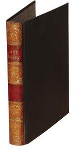 The Original Book Works - ring binder a0612 - Raccoglitore Ad Anelli