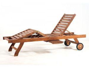 wood-en-stock -  - Lettino Prendisole