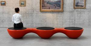 JANGIR MADDADI - panorama - Sedia Per Sala D'attesa