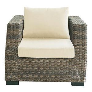 MAISONS DU MONDE - fauteuil bali - Poltrona Da Terrazzo