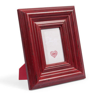 Maisons du monde - cadre erika rouge - Cornice