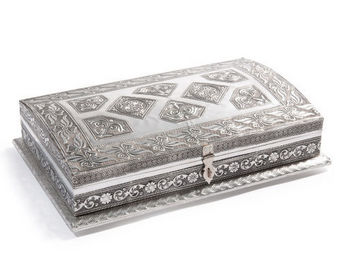 Maisons du monde - boite métal surabaya - Scatola In Metallo