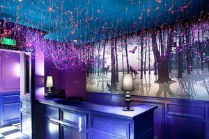 HOTEL ORIGINAL PARIS -  - Idee: Hall D'albergo