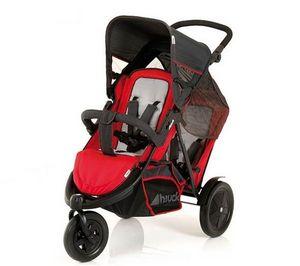 HAUCK - poussette freerider red - Passeggino