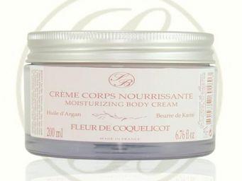 Savonnerie De Bormes - crème de corps nourissante aux karité & argan, par - Latte Corpo