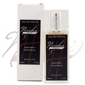 NICOLOSI CREATIONS - eau de parfum homme nicolosi parfum h 5 - nicolosi - Vaporizzatore
