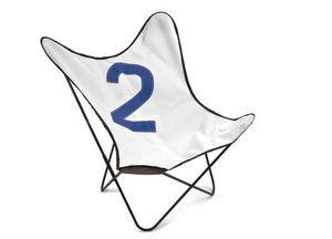 727 SAILBAGS - fauteuil aa butterfly n°2 - Poltrona Da Giardino