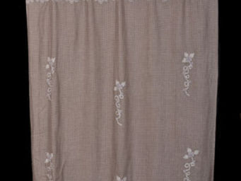 Coquecigrues - paire de rideaux nouveaux extravagantes carreaux - Tende Pronto Uso