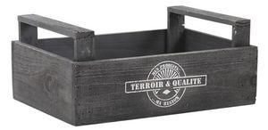 Aubry-Gaspard - caisse récolte terroir & qualité - Cassettiera Sistematutto