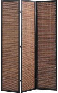 Aubry-Gaspard - paravent bambou - Paravento Separé