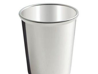 Ercuis - brantôme - Bicchiere Di Metallo