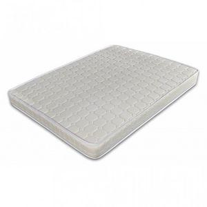 WHITE LABEL - matelas 180 x 200 17kg/m2 - Materasso In Gommapiuma