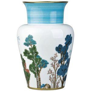 Raynaud - jardins celestes - Vaso Di Porcellana