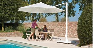 PROSTOR parasols -  - Ombrellone Con Braccio Laterale