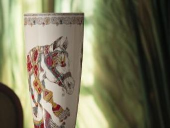 GIEN -  - Vaso Di Porcellana