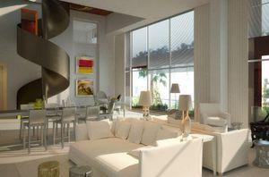 NIDO -  - Progetto Architettonico Per Interni