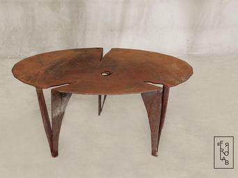 FERROLAB -  - Tavolino Rotondo