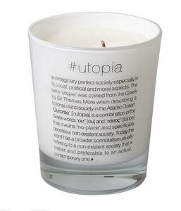 SOPHIA - utopia - Candela Profumata