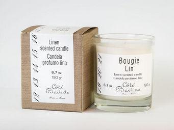 COTE BASTIDE - bougie lin - Candela Profumata