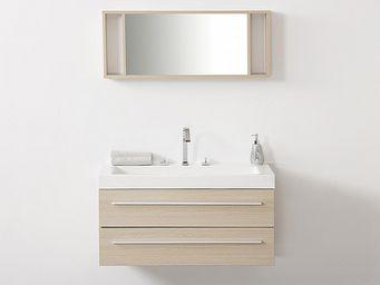BELIANI - meubles vasques - Mobile Lavabo