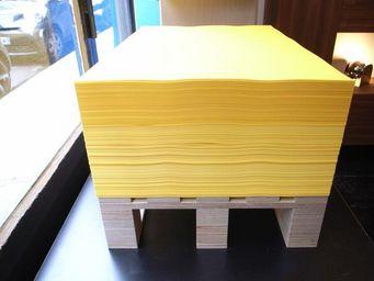 MALHERBE EDITION - table basse imprimerie luxe - Tavolino Soggiorno