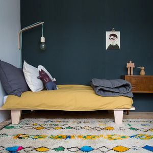 CAMOMILE LONDON - two tone duvet cover - Materasso + Sommier