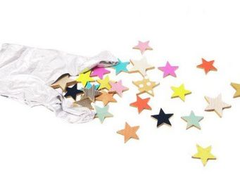 KUKKIA - tanabata cookies - Giocattolo In Legno
