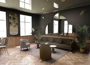 DESJEUX DELAYE - hôtel de nancy - Progetto Architettonico Per Interni