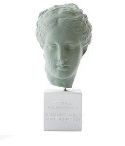 SOPHIA - head of hygeia large - Scultura