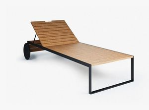 ROSHULTS - garden lounger - Lettino Prendisole
