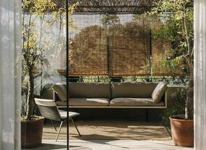 FAST - new-wood plan - Divano Da Giardino