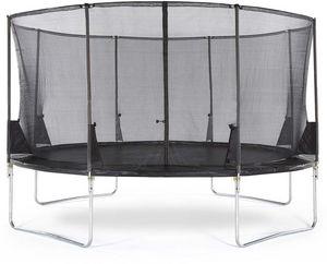 Plum - trampoline avec filet innovant 3g spacezone 425 cm - Trampolino Elastico