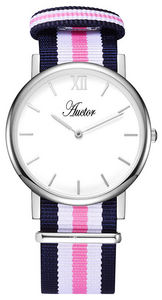 AUCTOR - la remarquable pink 36 - Orologio