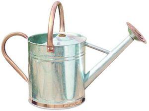 jardindeco - arrosoir en acier galvanisé 9 litres - Annaffiatoio