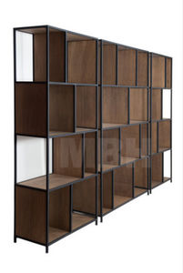 MBH INTERIOR - --wall shelf - Libreria Aperta