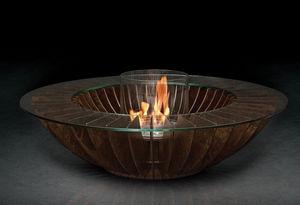 GLAMM FIRE - cosmo 13 - Caminetto A Etanolo Senza Canna Fumaria