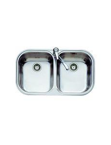 TEKA - evier double 1402130 - Lavello A 2 Vasche