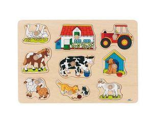 GOKI -  - Puzzle Per Bambini