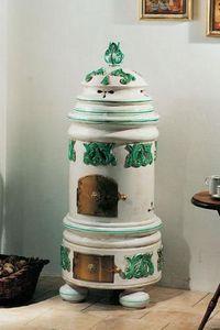 Pugi Ceramiche -  - Stufa