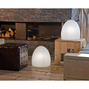 8 Seasons Design -  - Lampada Da Appoggio A Led