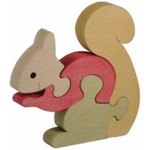 UN MONDE DE BOIS -  - Puzzle Per Bambini