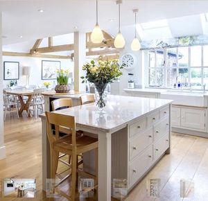 Thomas & Thomas - oxfordshire home - Isola Cucina