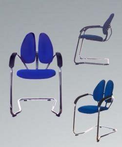 Design + - db 402 - Sedia Ergonomica