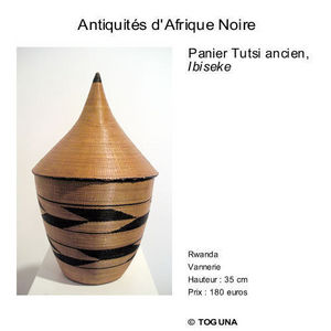 Galerie Toguna -  - Canestro