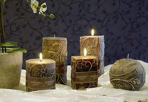 Kerzen Planet -  - Candela