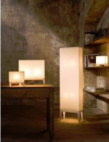 PENTA - blance - Lampada Da Tavolo